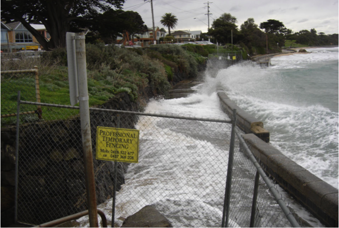 #ClimateImpactsWater – Point Lonsdale
