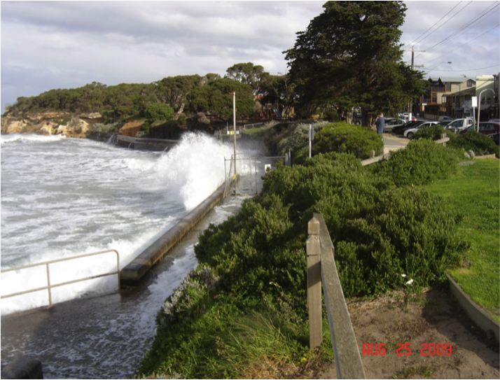 #ClimateImpactsWater – Point Lonsdale 2